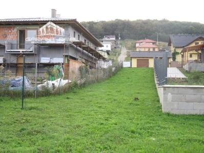 GARANT REAL - predaj stavebné pozemky 1163 m2 a 1246 m2, Veľký Šariš, Kanaš, okr. Prešov