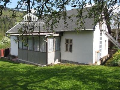 GARANT REAL - predaj rodiný dom, chalupa 72 m2, pozemok 600 m2, Gelnica, Háj