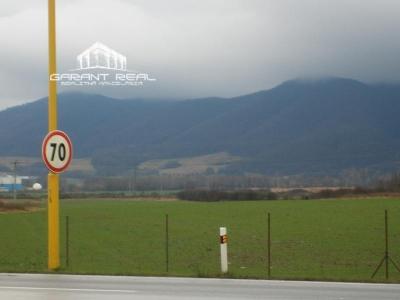 GARANT REAL- predaj pozemok na komerčné účely 1714 m2 Humenné