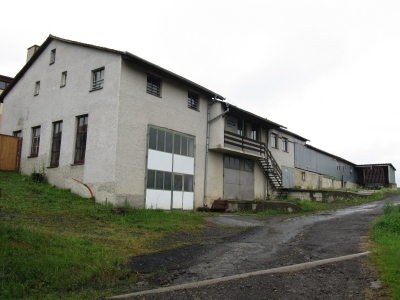 GARANT REAL - predaj komerčný objekt s 3 izbovým bytom, Pavlovce, okr. Vranov n. Topľou