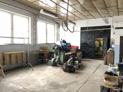 GARANT REAL - prenájom výrobných, skladovacích, kancelárskych priestorov a menšieho autoservisu
