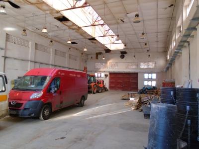 GARANT REAL - prenájom výrobné haly, skladove priestory s administratívou 1741 m2, Sabinov