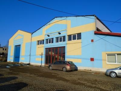 GARANT REAL - prenájom Priemyselného areálu, 5308 m2 Sabinov