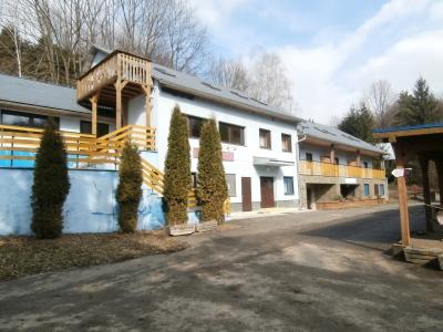 GARANT REAL - prenájom dvojposchodový hotel, 1100 m2, Domaša, okr. Vranov nad Topľou