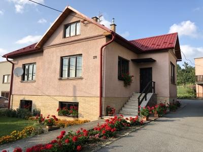 GARANT REAL - predaj rodinný dom 128 m2, s pozemkom 2456 m2, Malý Šariš, okr. Prešov