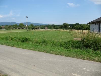 GARANT REAL predaj 4 stavebné pozemky 683, 683, 683, 681 m2, Čakanovce, okr. Košice okolie
