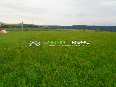 GARANT REAL - predaj pozemok, výmera  719 m2, Sabinov