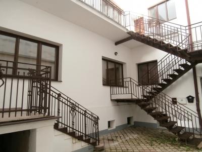GARANT REAL - predaj časť polyfunkčného objektu, 357 m2, Prešov, centrum, Slovenská ul.