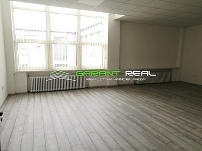 GARANT REAL - prenájom kancelársky priestor, 32, 46, 51 m2, Masarykova ulica, Prešov