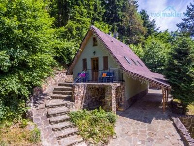 GARANT REAL - predaj 3-podlažná celoročne obývateľná chata Drienica 85 m2, okr. Sabinov