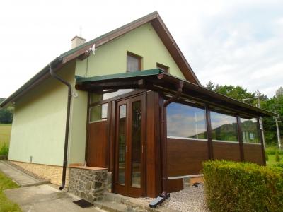 GARANT REAL - Exkluzívne predaj rekreačná chata, pozemok 524 m2, Domaša - Dobrá, Kvakovce