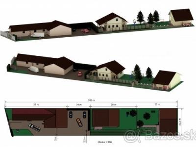 GARANT REAL - predaj rodinný dom, pozemok 1741 m2, mestská časť Nižná Šebastová, Prešov