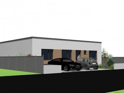 GARANT REAL - predaj novostavba holodom 104 m2, Dulová Ves, okr. Prešov