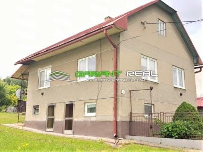 GARANT REAL - predaj dvojpodlažný rodinný dom na pozemku 914 m2, Beloveža, Bardejov
