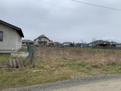 GARANT REAL predaj stavebný pozemok 754 m2, Čaňa, Košice okolie