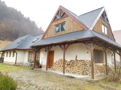 GARANT REAL - predaj rodinný dom, pozemok 1938 m2, Olejníkov - Majdan, okr. Sabinov