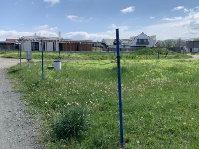 GARANT REAL predaj stavebný pozemok 650 m2, všetky IS, Prešov, Nižná Šebastová