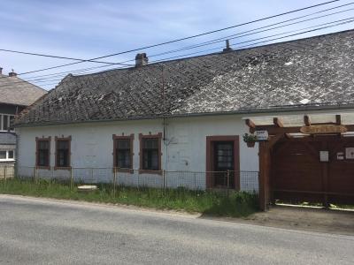 GARANT REAL - predaj 6-izbový rodinný dom / chalupa na 15 á pozemku, Porúbka okr. Bardejov