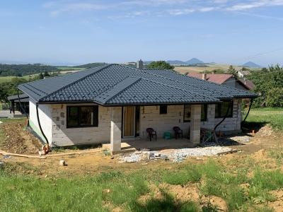 GARANT REAL - predaj bungalow, novostavba, 200 m2, Chmeľov, okr. Prešov