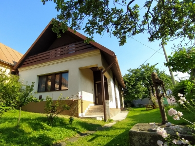 GARANT REAL - predaj rodinný dom, pozemok 1849 m2, Hertník, okres Bardejov
