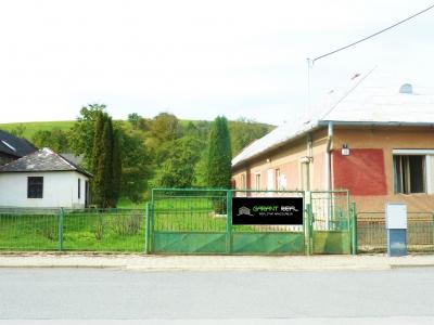 GARANT REAL - predaj rekreačného objektu s pozemkom 4725 m2, Dubovica, okr. Sabinov
