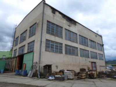 GARANT REAL predaj výrobná hala 597 m2, administratívna budova 100 m2, Lipany