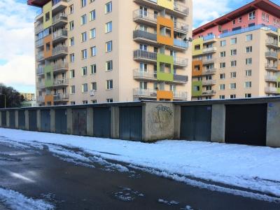 GARANT REAL - garáž, 20 m2, Prostejovská, Sídl. 3