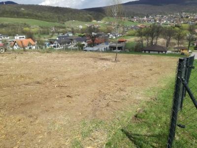 GARANT REAL predaj pozemok 1860 m2/ 850 m2, Veľký Šariš, časť Kanaš